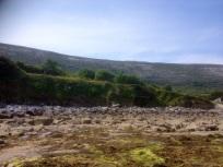 View to Gleninagh Mountain