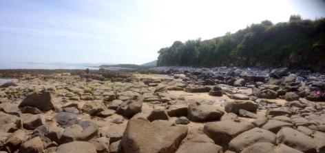 Burren beach