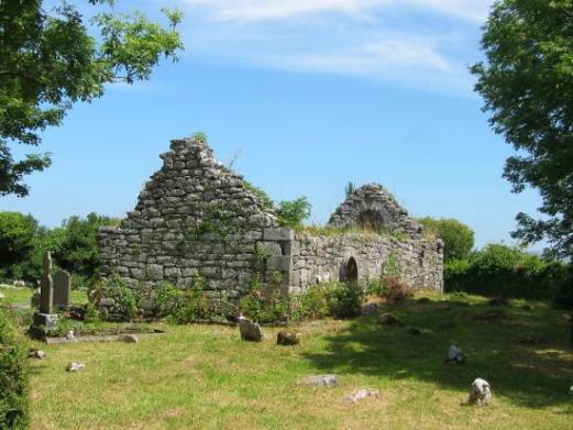 Gleninagh Church